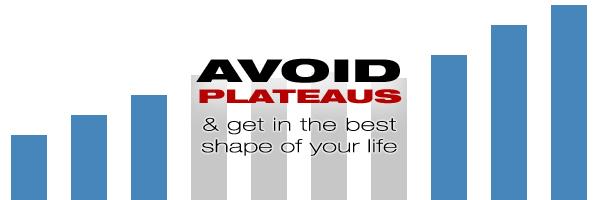 Avoid Plateaus
